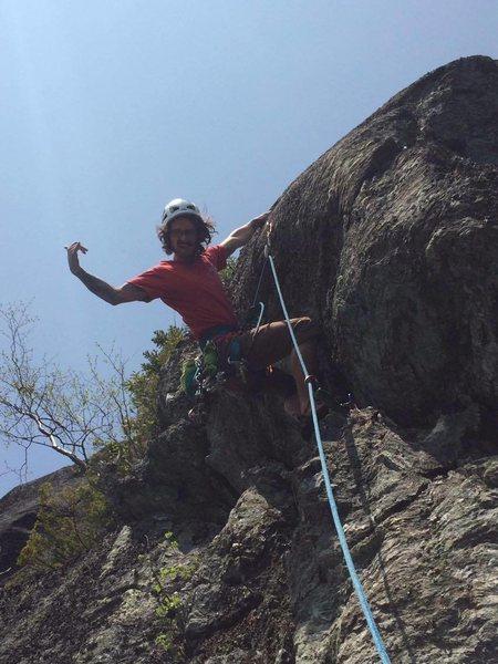 Rock Climbing Photo: Found 'em!
