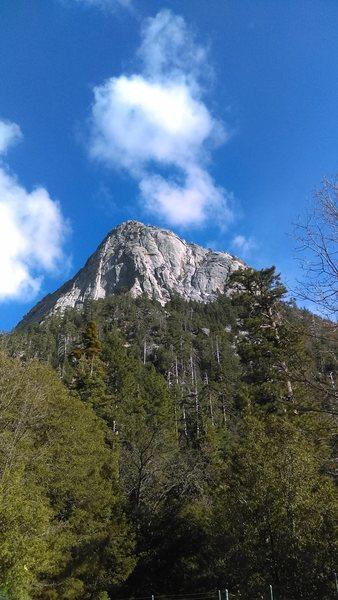 Rock Climbing Photo: Glory