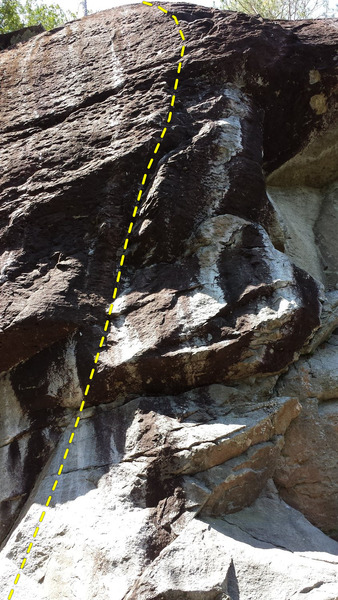 Rock Climbing Photo: Oksos