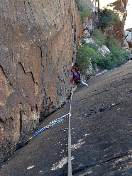 Rock Climbing Photo: more p7