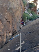 Rock Climbing Photo: more p7