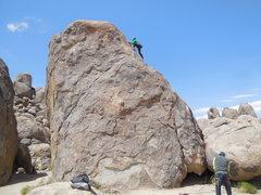 Rock Climbing Photo: Candy Man.