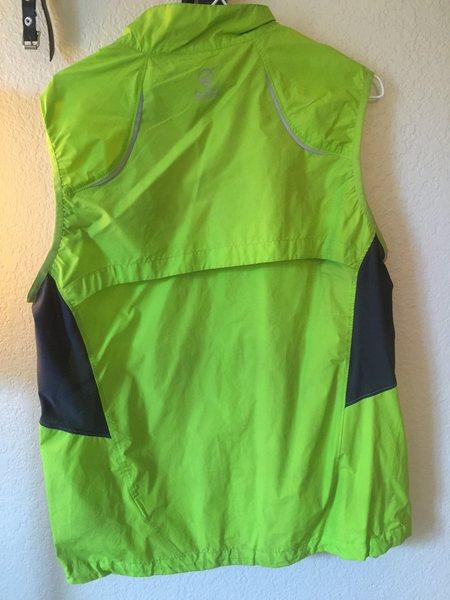 TNF Vest - back