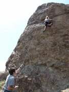 Rock Climbing Photo: TR fun