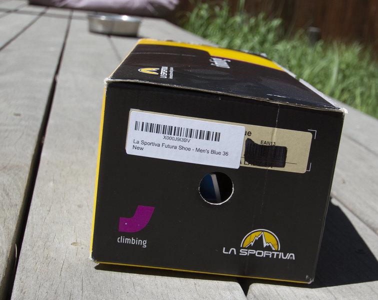 New in Box - La Sportiva Futura size 36 (US Womens 5.5) $100