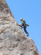 Rock Climbing Photo: The Candy Man.