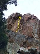 Rock Climbing Photo: Personal Jesus