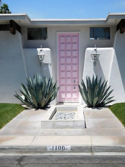 Pink Door, Palm Springs