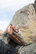 Rock Climbing Photo:  Are you...THE Sarah Whittle?