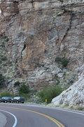 Rock Climbing Photo: Park and Ride