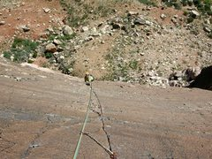 Rock Climbing Photo: Birdland, last pitch.