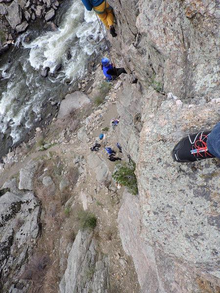 Rock Climbing Photo: CCC