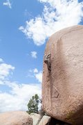 Rock Climbing Photo: Nathan Young