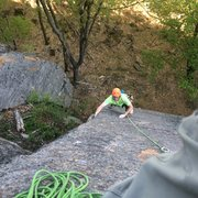 Rock Climbing Photo: Allez-up
