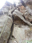 Rock Climbing Photo: Fortress Gunks