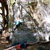 Bouldering in Yosemite