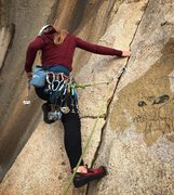 Rock Climbing Photo: Mt. Rubidoux