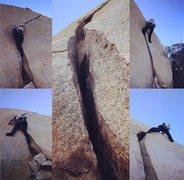 Rock Climbing Photo: Mt. Woodson