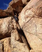 Rock Climbing Photo: Lake Arrowhead