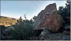 Rock Climbing Photo: Origin of Care beta.