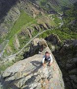 Rock Climbing Photo: Standard Ridge
