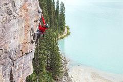 Rock Climbing Photo: Lake Louise