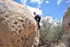 Rock Climbing Photo: Jackie Trejo