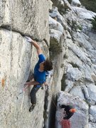 Rock Climbing Photo: The Sequence!!