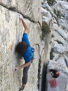 Rock Climbing Photo: The Sequence!!!