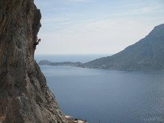 Beautiful Helen (6a+), Iliada | Kalymnos