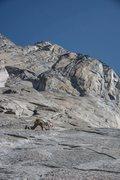 Rock Climbing Photo: Base of El Cap