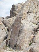 Rock Climbing Photo: Climbers on Alabama Dome.
