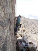 Rock Climbing Photo: Dihedral Dance.