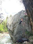 Rock Climbing Photo: The Big Guy