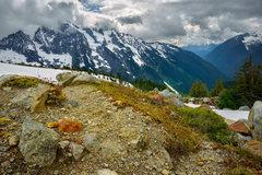Rock Climbing Photo: North face of Johannesberg