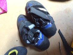 Rock Climbing Photo: MR climbing shoes