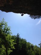 Rock Climbing Photo: Natural Selection