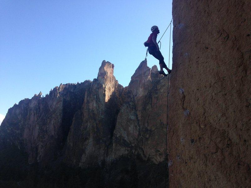 Rock Climbing Photo: Smith 2