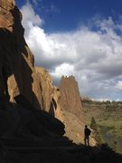 Rock Climbing Photo: Smith 3