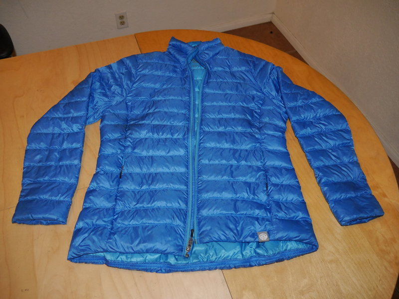 Rock Climbing Photo: REI Down Jacket, Size Large, $45 shipped