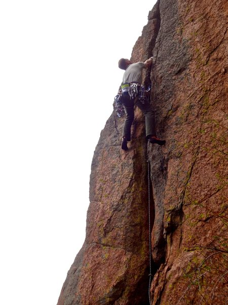 Rock Climbing Photo: The Reunion