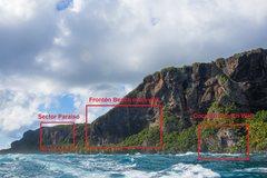 Rock Climbing Photo: Coconut Crunch location