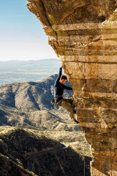 Rock Climbing Photo: Photographer : Page King