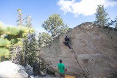 Rock Climbing Photo: Isabella Cueva