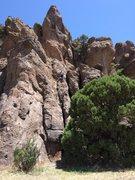 Rock Climbing Photo: Wide view