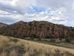 Rock Climbing Photo: Camping & Climbing