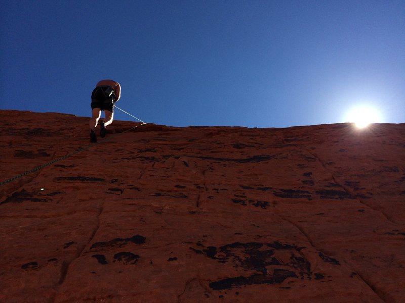 Rock Climbing Photo: Red Rock, NV