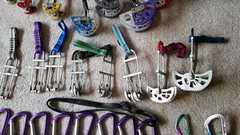 Rock Climbing Photo: Metolious cams.00,0,1,5,6,7,9,10