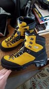 Rock Climbing Photo: Lowe hiking boots US mens 8.5