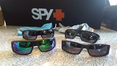 Rock Climbing Photo: spy sun glasses